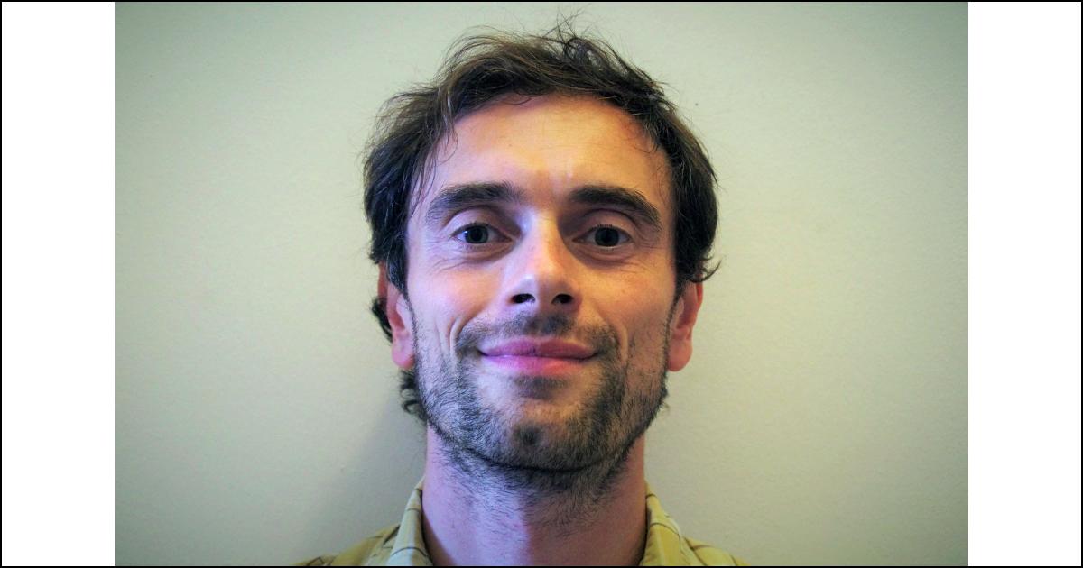 Francesco Ciari, professeur adjoint au Département des génies civil, géologique et des mines.