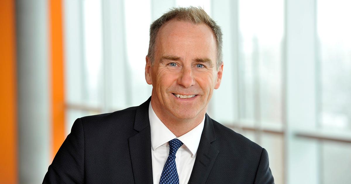 François Bertrand, interim Chief Executive Officer of Polytechnique Montréal.