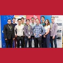 Des étudiants entrepreneurs de Polytechnique Montréal récompensés lors du concours « Innovinc. : Concrétisez 2017 »