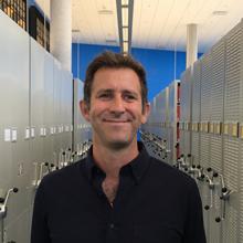 Gregory De Crescenzo, professeur titulaire au Département de génie chimique de Polytechnique Montréal