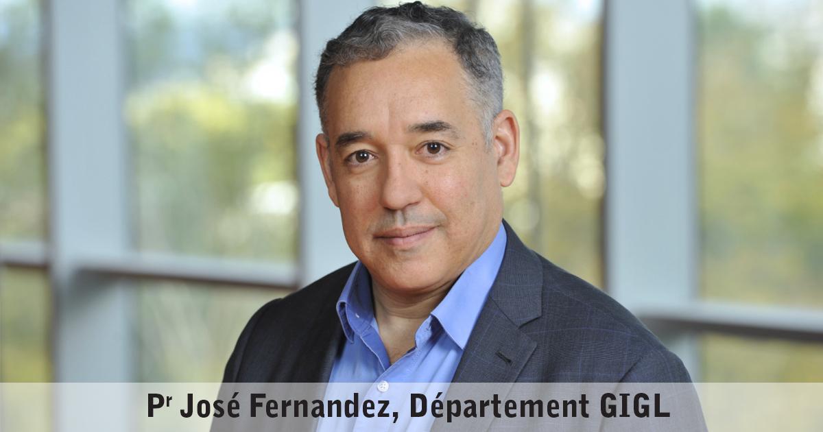 Professeur José Fernandez