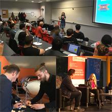 Journée de l'entrepreneuriat 2017 à Polytechnique Montréal, HEC Montréal et l'Université de Montréal