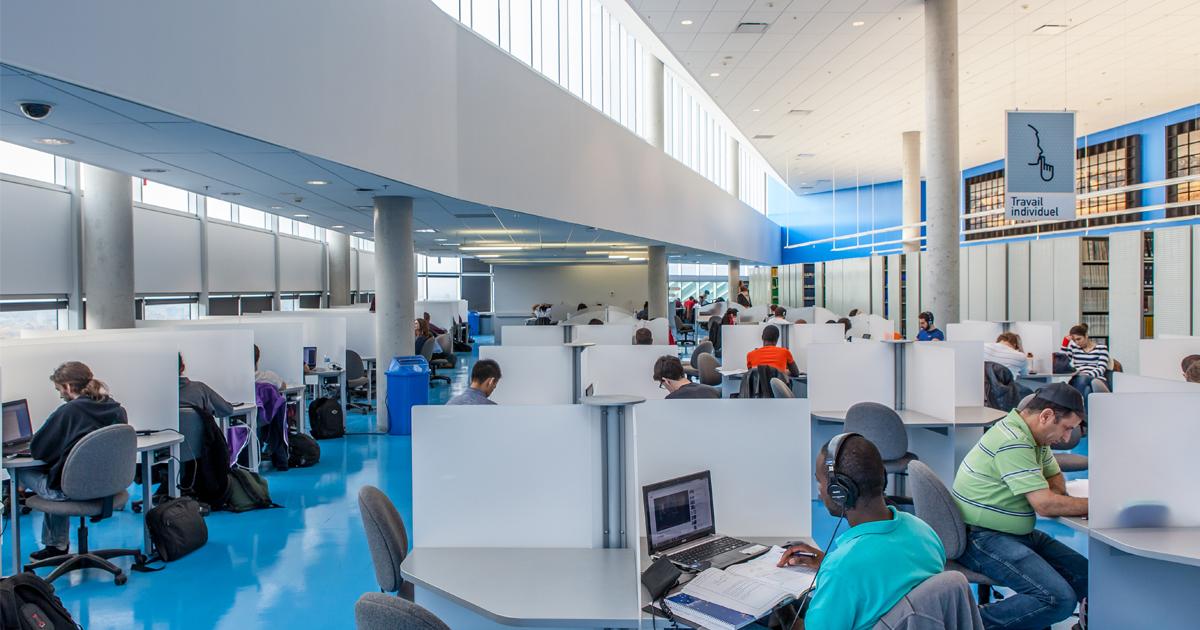 Portes ouvertes 2017 - Bibliothèque