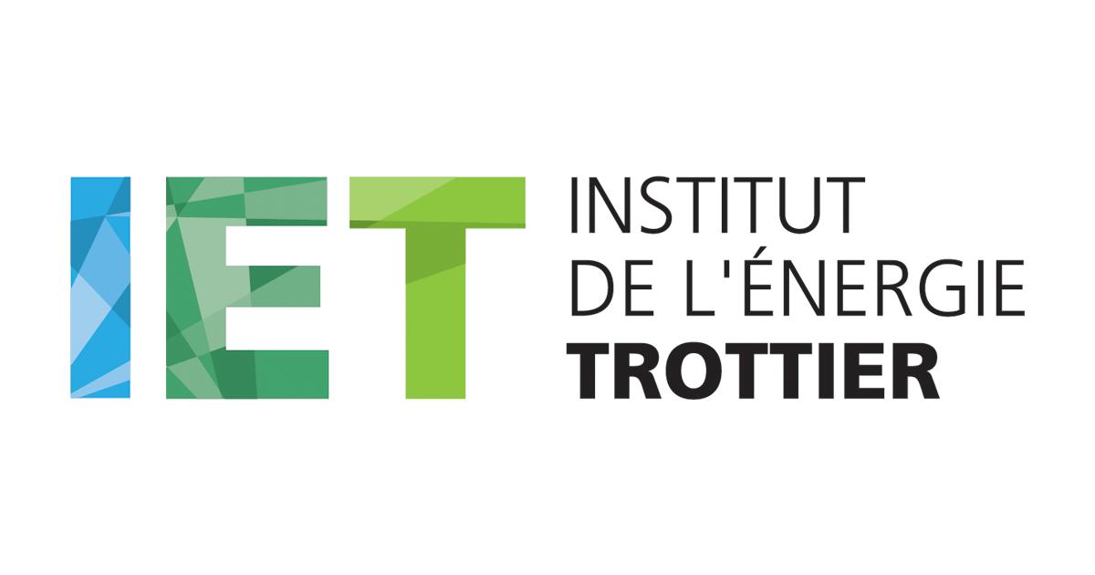 Logo de l'Institut de l'énergie Trottier