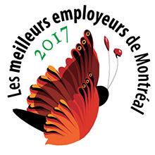 Polytechnique Montréal parmi les meilleurs employeurs à Montréal en 2017