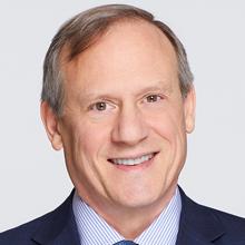 Louis Audet, président du conseil d'administration de la Fondation et Alumni de Polytechnique Montréal