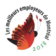 Polytechnique Montréal parmi les meilleurs employeurs à Montréal en 2018