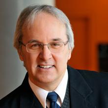 Michel Aubertin, professeur émérite au Département des génies civil, géologique et des mines de Polytechnique Montréal