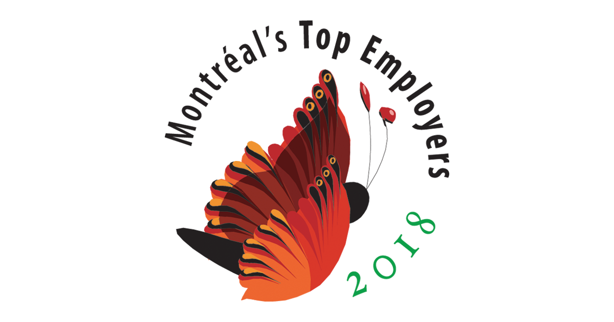 Polytechnique Montréal is one of Montreal's Top Employers of 2018