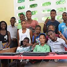 Projet PC2 : missions informatique et médicale en Haïti à l'été 2016