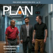 Polytechnique Montréal en vedette dans la revue «Plan»