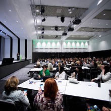 La 31e conférence de l'European Association for International Education (EAIE). Photo: EAIE