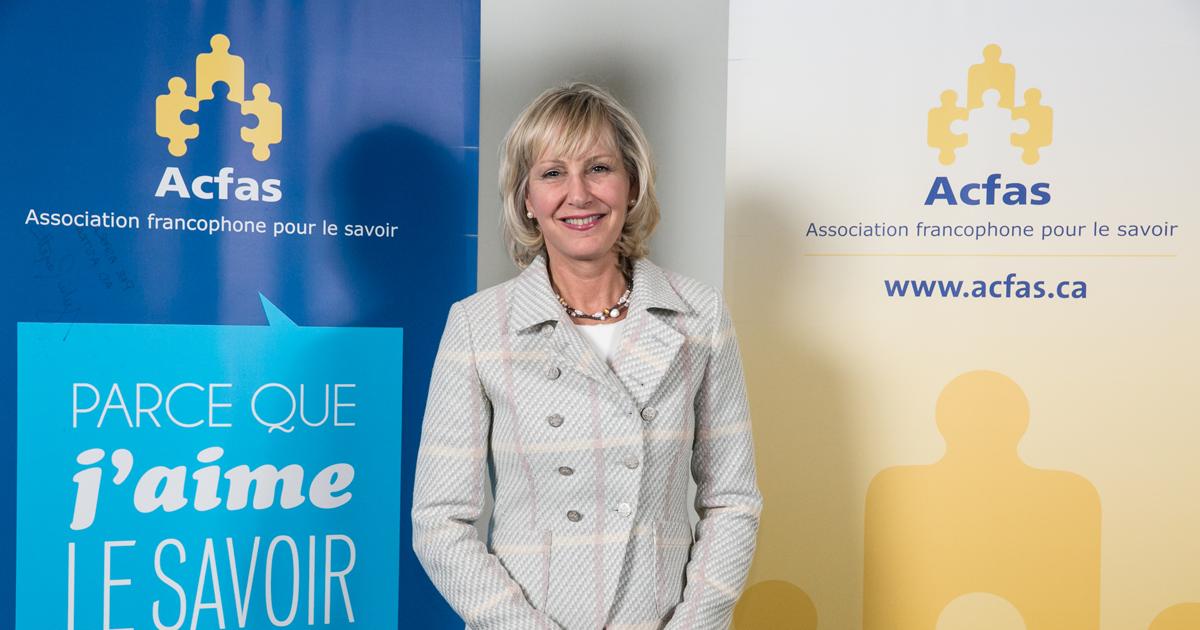 Michèle Prévost, professeure titulaire au Département des génies civil, géologique et des mines de Polytechnique Montréal.