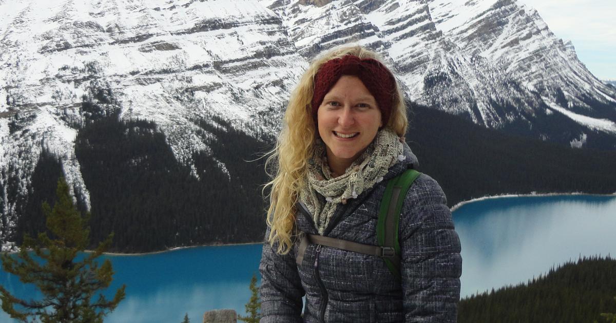 Christine Beaulieu, étudiante au doctorat en génie chimique à Polytechnique Montréal