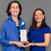 Louise Millette lauréate d'un Prix Femmes d'affaires du Québec 2019