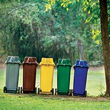 Du génie dans nos poubelles
