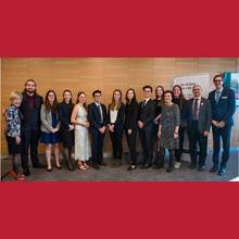 Profil de Vinci 2019 : Polytechnique Montréal et sa fondation soulignent l'excellence et l'engagement de onze étudiantes et étudiants