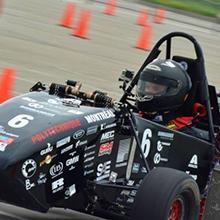 Formula North : scores encourageants pour l'entrée en piste des nouveaux bolides de Polytechnique