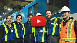 Vidéo du projet de la Station Polytechnique-Alstom