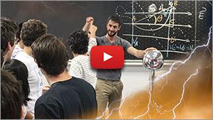 Représentation du cours en ligne gratuit ouvert à tous «Électricité et magnétisme, un duo de génie I»