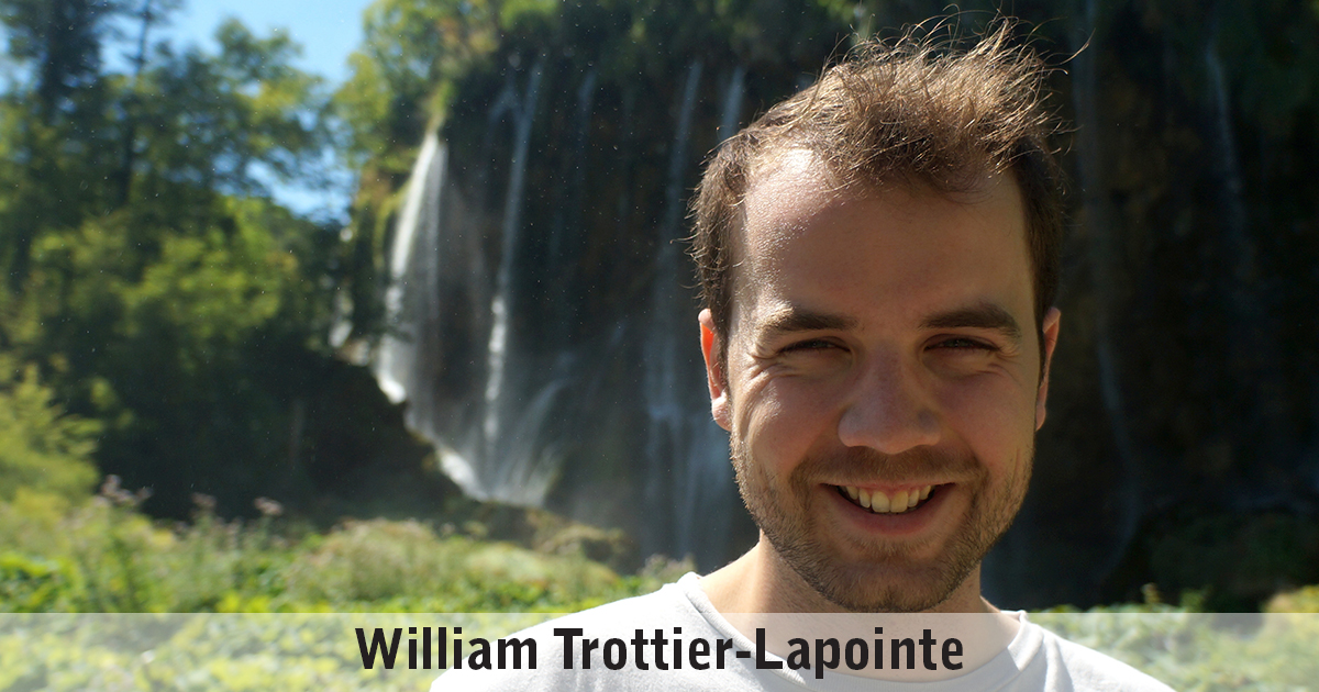 William Trottier-Lapointe