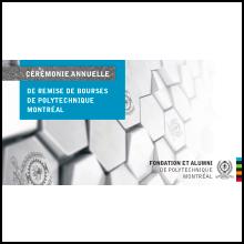 Près de 280 bourses et prix remis à des étudiantes et des étudiants par Polytechnique Montréal et sa fondation