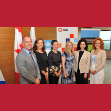 Research focused on discovery: Minister Kirsty Duncan highlights Canada's support for researchers at Polytechnique