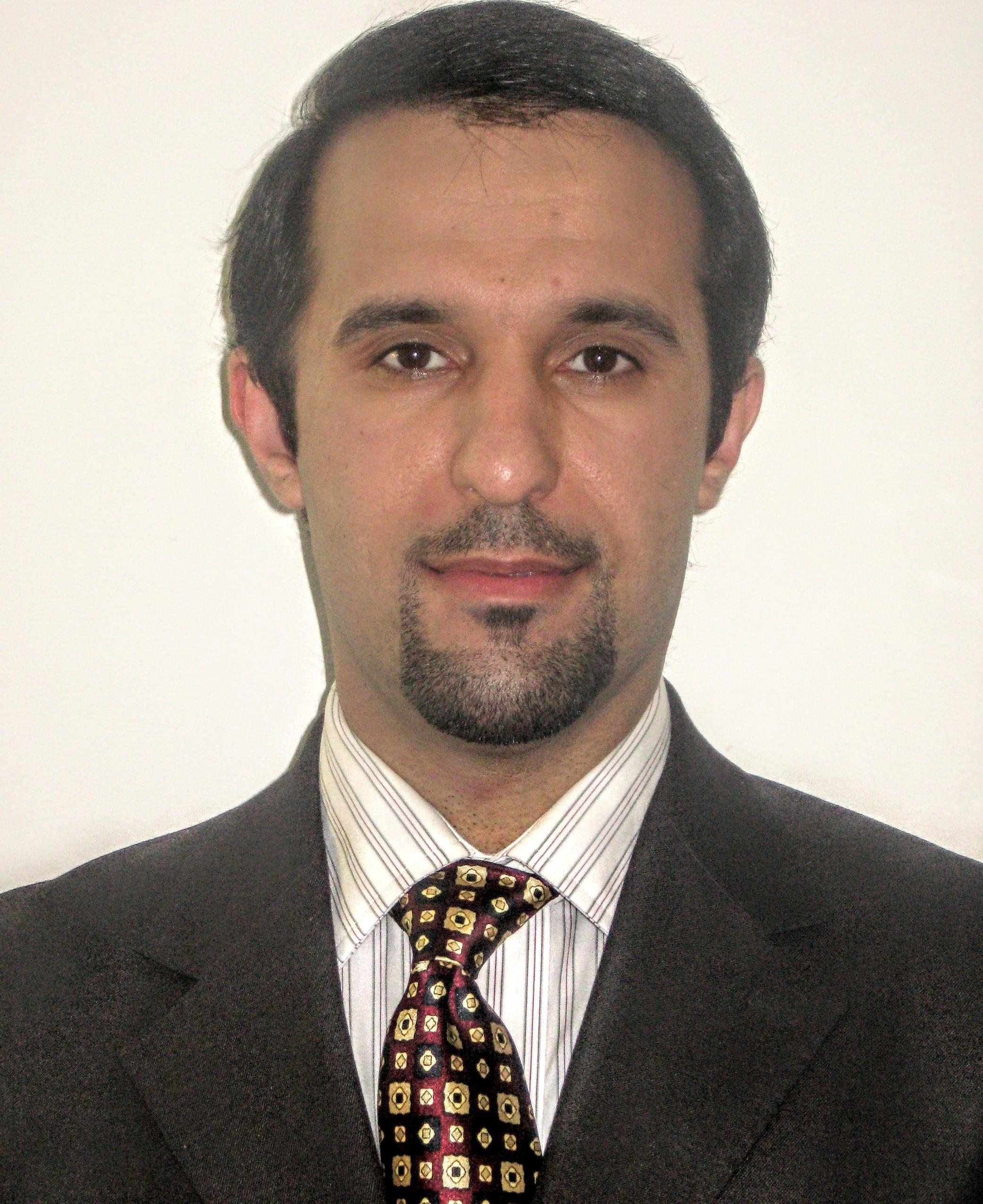 Farjad Shadmehri