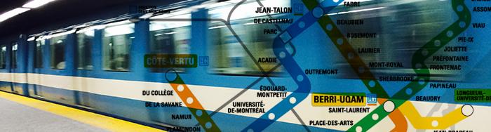 Polytechnique Est Situee A Moins De Cinq Minutes Marche La Station Metro Universite Montreal Ligne Bleue Le Reseau Dautobus Dessert