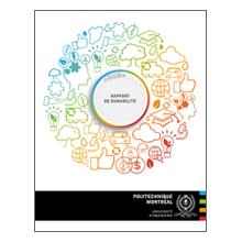 Lancement du Rapport de durabilité 2017-2018 et dévoilement des lauréats du FID à Polytechnique Montréal