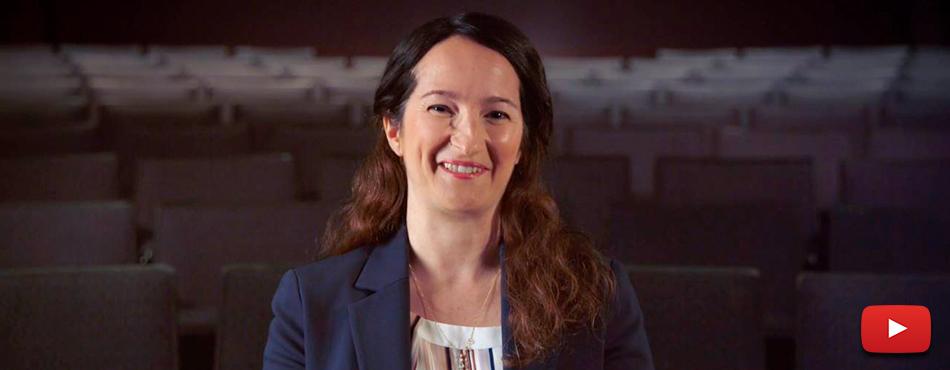 Gabriela Nicolescu, professeure titulaire en génie informatique