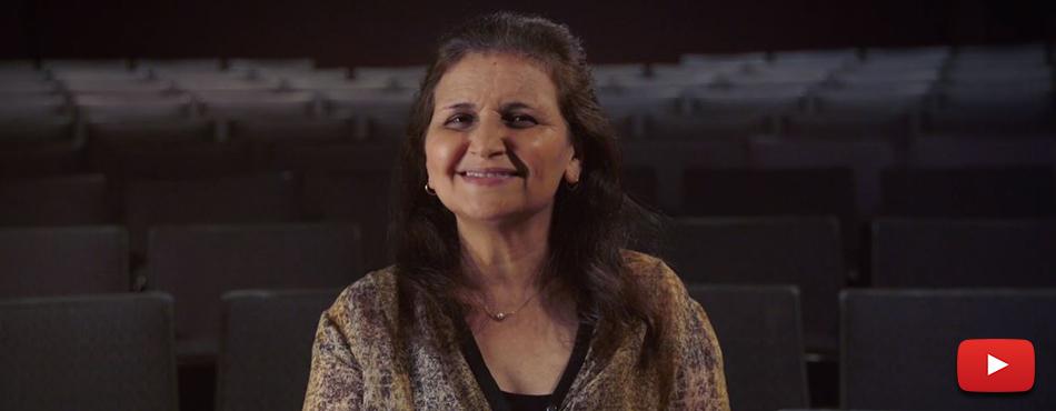 Nora Boulahia-Cuppens, professeure titulaire en génie informatique