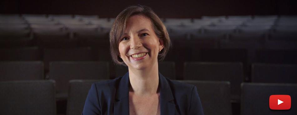 Émilie Bédard, professeure adjointe en génie de l'environnement