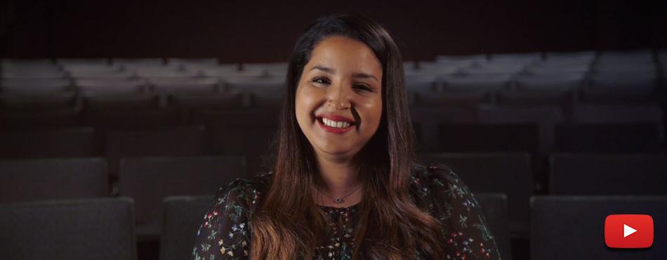 Camélia Dadouchi, professeure adjointe en génie industriel