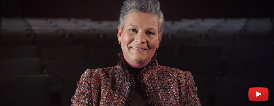 Myriam Brochu, professeure agrégée en génie mécanique