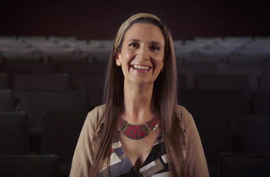 Anne-Marie Boulay, professeure adjointe en génie environnemental