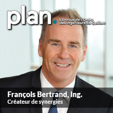 Polytechnique à l'honneur dans la revue «Plan» de l'OIQ