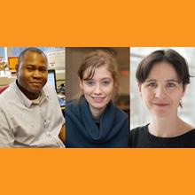 Nomination de trois titulaires de chaires de recherche FRQ-IVADO pour la diversité et l'équité en science des données