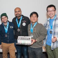 Marathon de programmation Hackatown 2018 à Polytechnique Montréal : la créativité au rendez-vous!