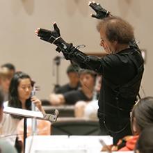 La musique symphonique et l'informatique travaillent de concert