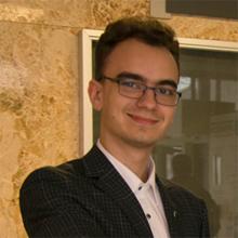 Vlad Drelciuc, récipiendaire de la prestigieuse bourse d'études Schulich Leader 2018