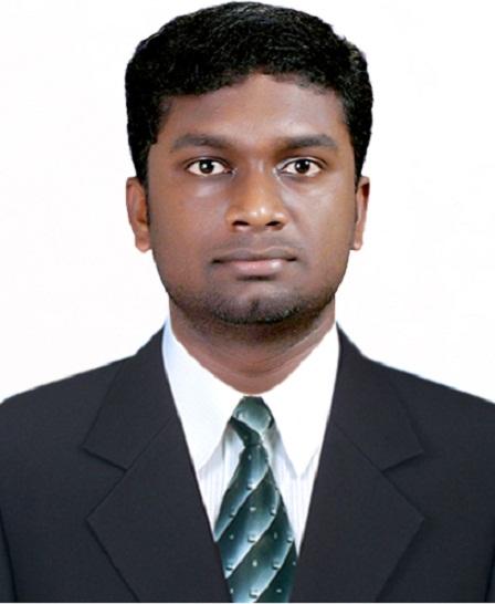 Arunprabaharan Subramanian (PhD student)