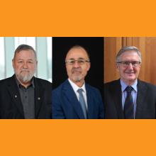 Trois enseignants de Polytechnique Montréal reçoivent le titre de professeur émérite