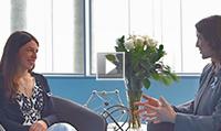 Liane Bernstein : lauréate de l'Ordre de la rose blanche 2016