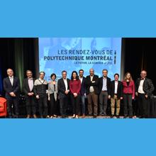Rendez-vous de Polytechnique 2019 : lumière sur la collaboration entre l'ingénierie et la médecine