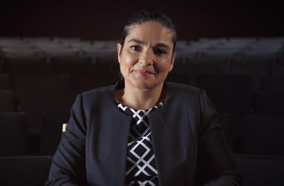 Delphine Périé-Curnier, professeure titulaire en génie mécanique