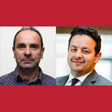 Advanced materials: $3M in funding for projects led by Professors Fabio Cicoira and Oussama Moutanabbir