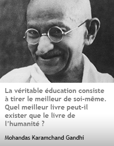 Citation Gandhi
