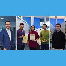 Des professeurs et des étudiants de Polytechnique récompensés à la conférence IEOM Toronto 2019