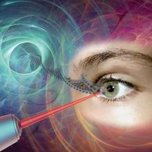 Un grand pas vers la thérapie génique oculaire non virale grâce au laser et à la nanotechnologie